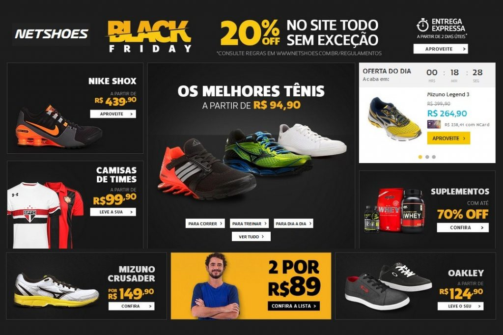 marketing digital para vender mais na Black Friday